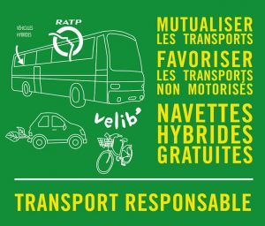 transport responsable